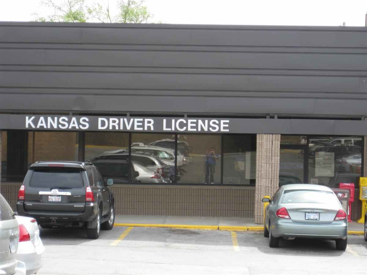 kansas dmv mission drivers license